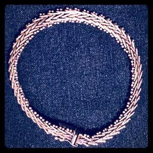 Vintage Taxco Riccio Sterling Silver .925 Bracelet
